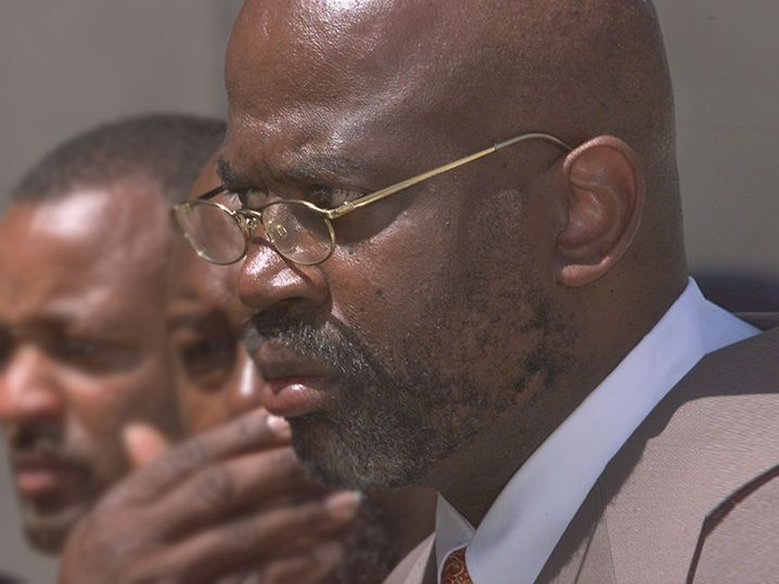 Christopher Darden Says His Baby Mama's Threatening Him, 'I Will Get You, Bitch!'
