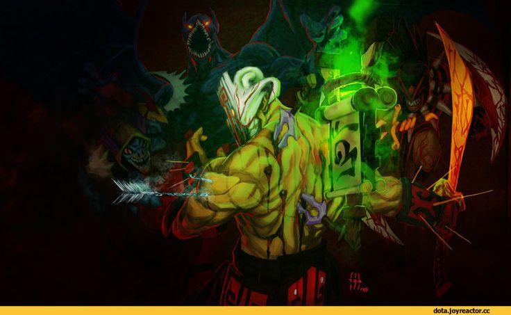 Juggernaut (Dota),Dota,фэндомы,Dota Art,JenisVell #Dota2