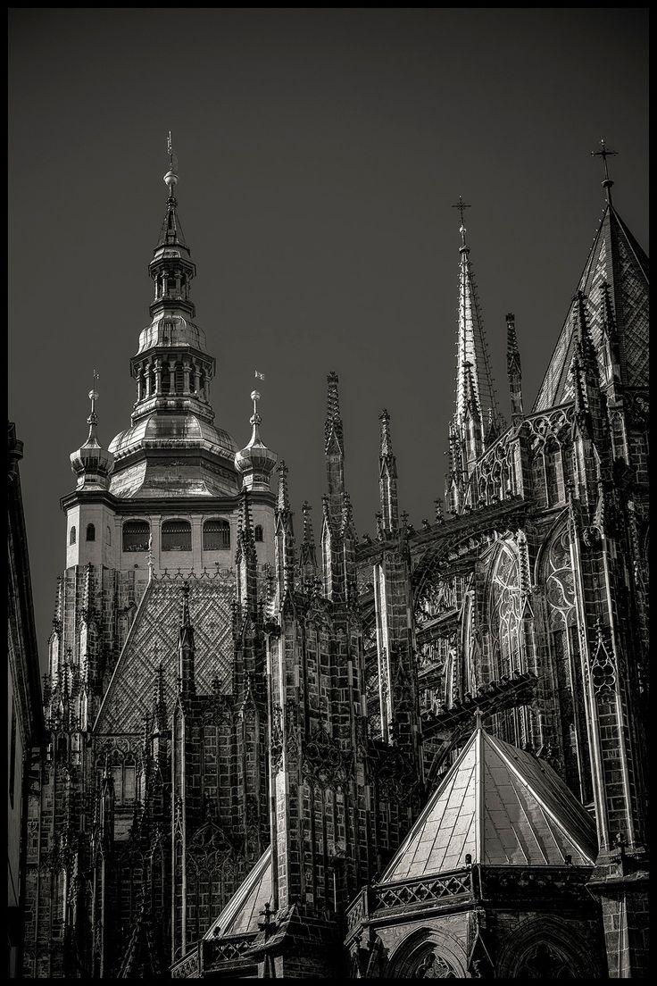 Prague castle - null