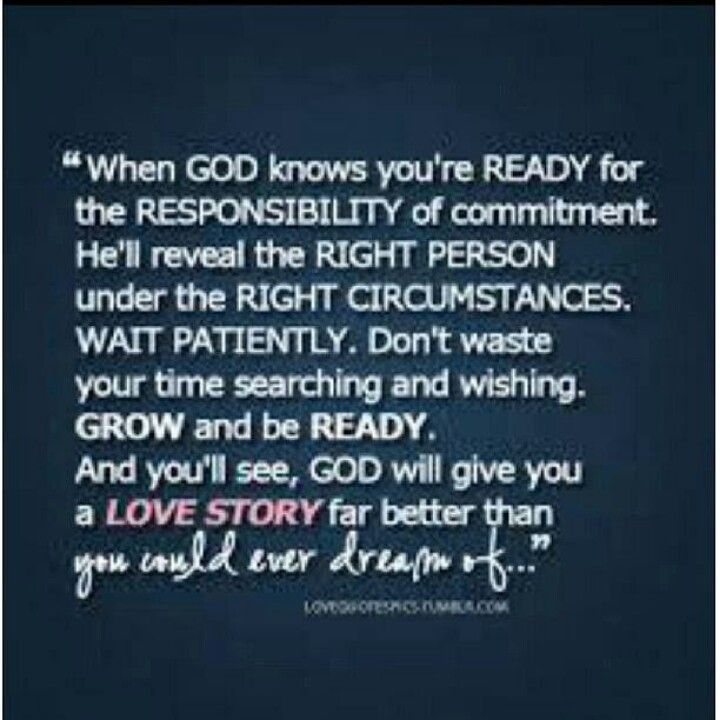 Waitng for your Boaz