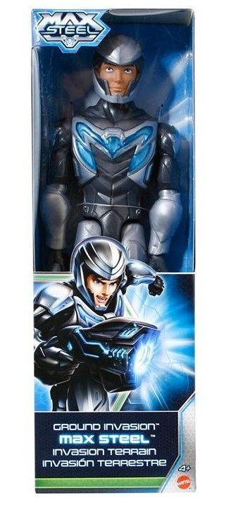 Mattel Max Steel Doll - Ground Invasion (BHF25)  Manufacturer: Mattel Enarxis Code: 016308 #toys #Mattel #Max_Steel #figure