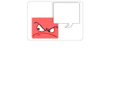 Emotional Talk Bulb – Flashcards #3   #emotions #special #needs #ADHD #Autism #flashcards #mad