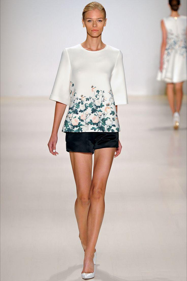 Sfilata Erin Fetherston New York - Collezioni Primavera Estate 2015 - Vogue