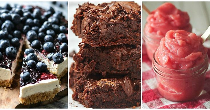 ZERO GLÚTEN: 20 deliciosas sobremesas fáceis de preparar