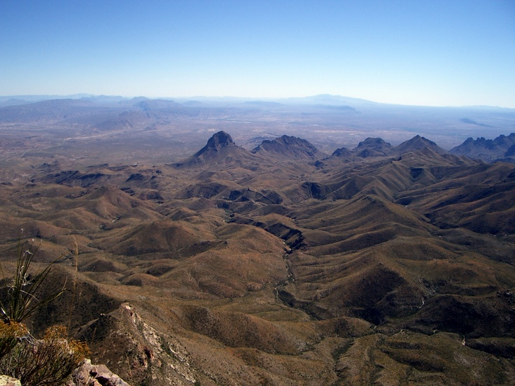 .chisos mountains-big bend national park.