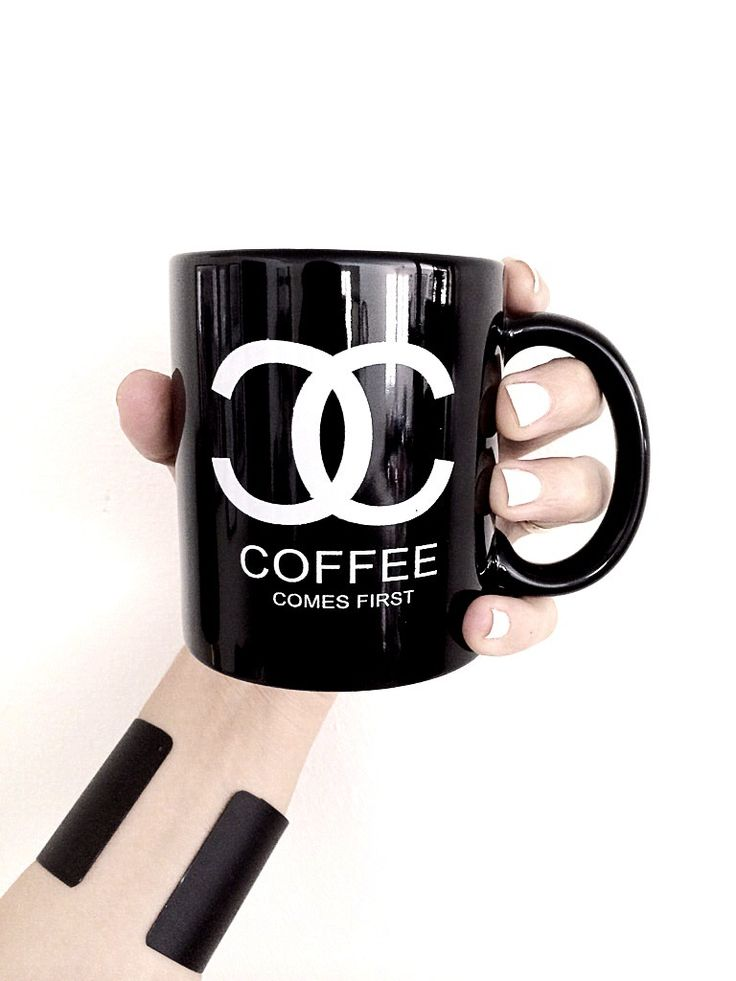 EllandEmm - Coffee Comes First , $19.50 (http://www.ellandemm.com/coffee-comes-first/)