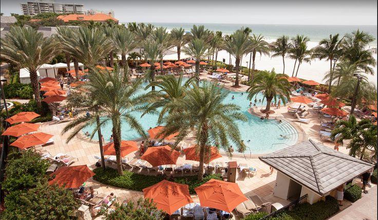 JW Marriott, Marco Island Beach Resort - With a Grain of Salt