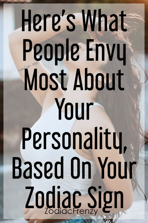 Here's What People Envy Most About Your Personality, Based On Your