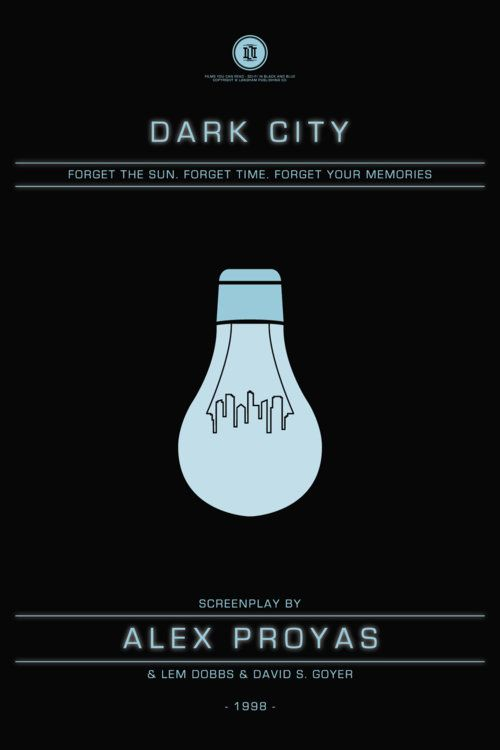 #darkcity