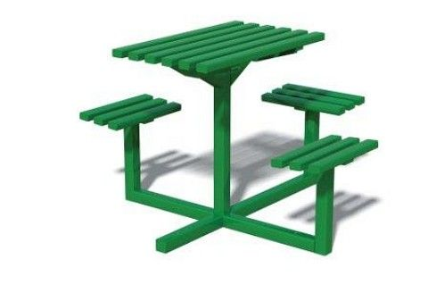 Windsor Picnic Table with wheelchair access