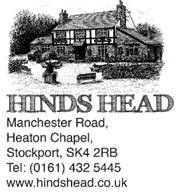 Job Posting on www.chefquick.co.uk - Chef Job Vacancy - Sous Chef / Second Chef Job - The Hinds Head - Heaton Chapel