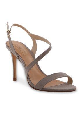 Schutz Ouro Aleria Dress Sandals