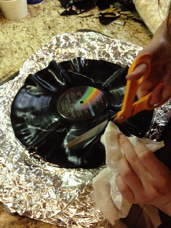 DIY: Vinyl Butterflies | threadsence.com