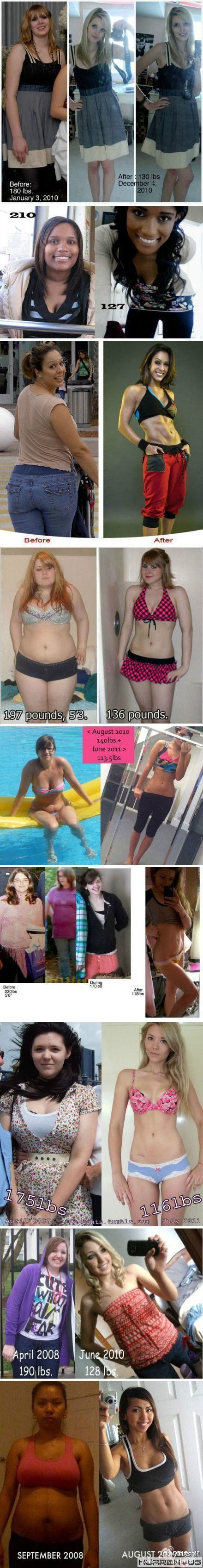 Losing Weight inspiration!