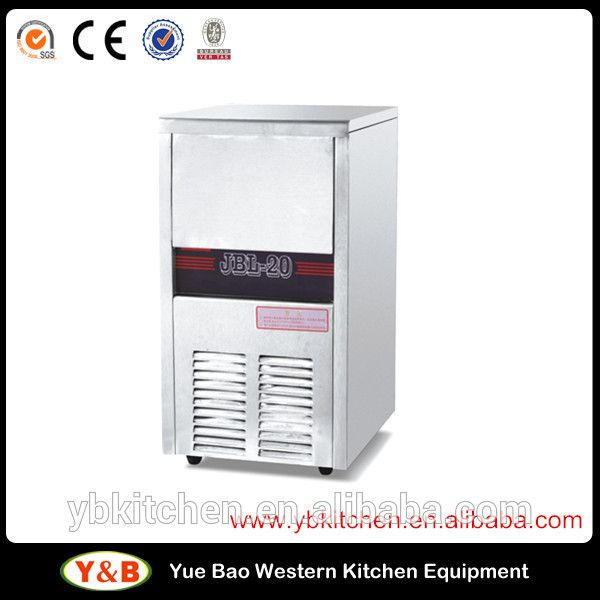 Industrial Ice Cube Maker Machine For Sale