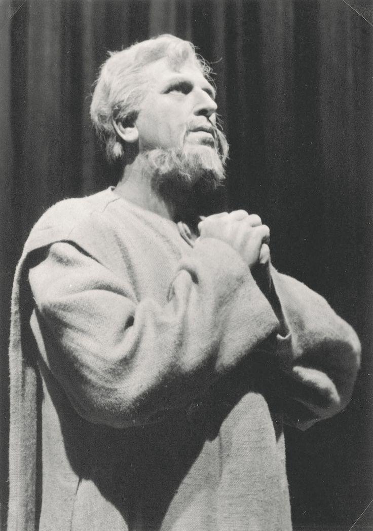 Hans Hotter   1961