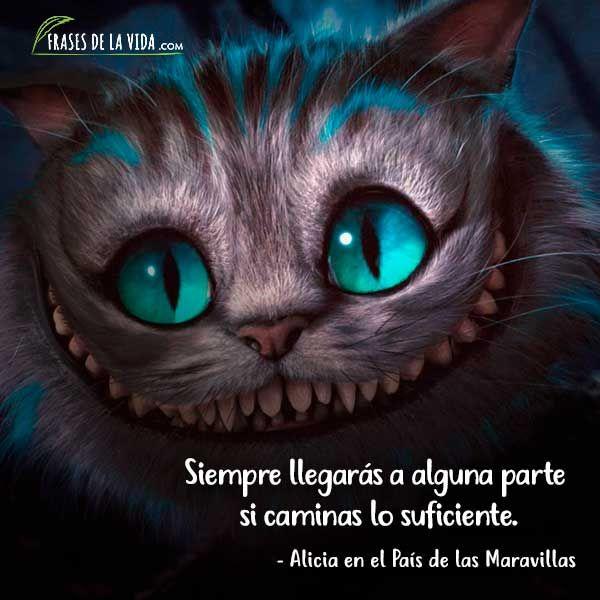 Frases Del Gato De Cheshire 1 Gato De Cheshire Gato