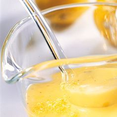 Zitronen-Dressing Rezept | Küchengötter