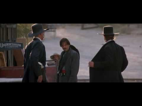 http://pinterest.com/pin/7248049376917816/ Tombstone (1993) - Drunk Johnny Ringo - Play For Blood
