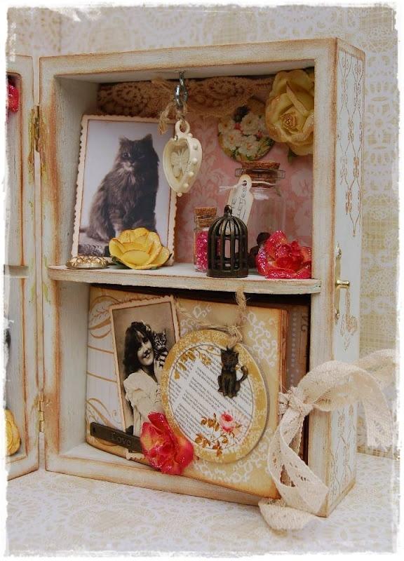Een memorybox vul je met persoonlijke spullen van je overleden dierbare en alles wat je aan hen doet denken   Vind meer inspiratie over het afscheid, de uitvaart en het rouwen op http://www.rememberme.nl