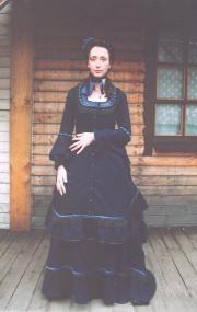 šaty r.1875- 073