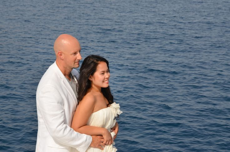 Santorini Romance