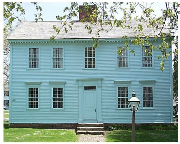 17 images about 18th century american homes exterior on for Early american house styles