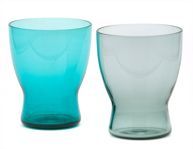 Drinking glass 1710   Designlasi.com. Hopea, Saara Manufacturer: Nuutajärvi. Designed in: 1958. In production: 1958-1967.Clear or coloured glass. Thin or thick bottom.