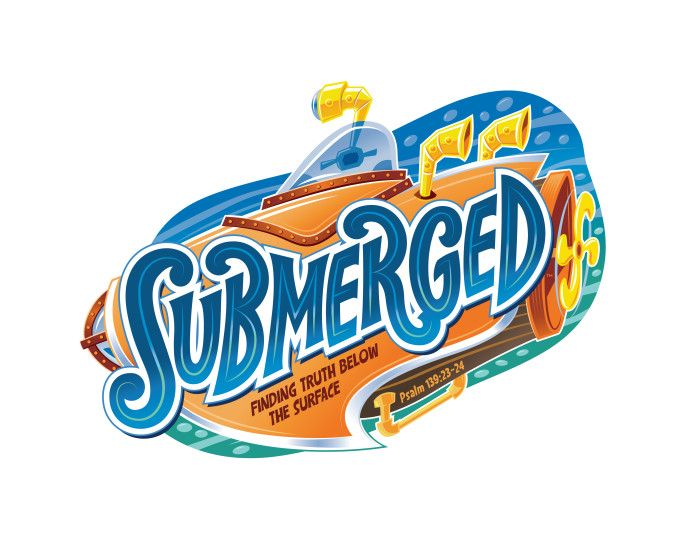 Submerged Daily Lessons for Lifeway VBS 2016