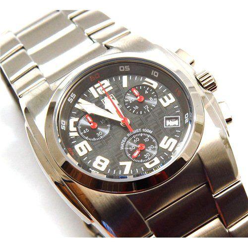 Fila Combi Chronograph Gents Bracelet Strap Sports Watch FA0992-25