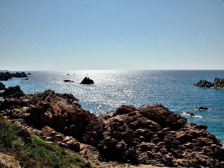 Coast of Costa paradiso village - Trinità d'Agultu Sardinia