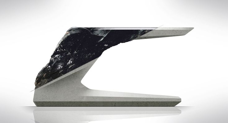 Peugeot Design Lab - Onyx furniture design