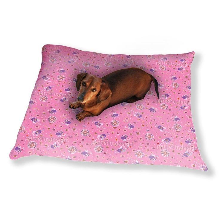 Uneekee Cute Pet Babies Dog Pillow Luxury Dog / Cat Pet Bed