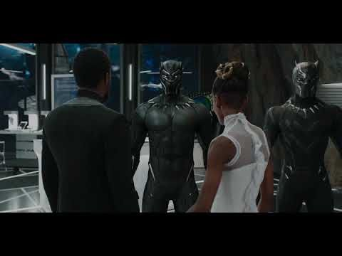 Film Review: Black Panther by KIDS FIRST! Film Critic Lucia F. #KIDSFIRST! #Marvel #BlackPanther