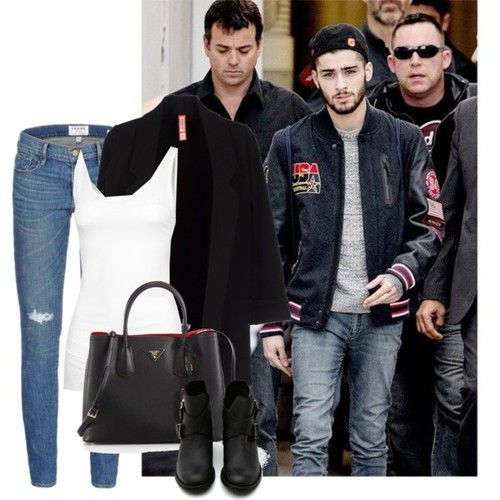 Arriving to Sydney with Zayn - Polyvore