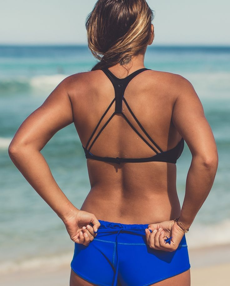 Look fantastic and move with ease every time you're on the water in Athleta athletic swimwear. Sporty Swimsuits. You know how much you want to move, run and jump when you're active near or in water.