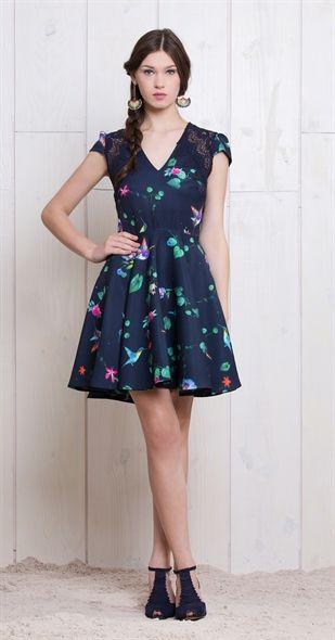 Só na Antix Store você encontra Vestido Renda Colibri com exclusividade na internet