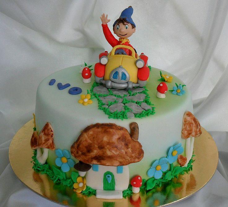 Noddy Cake cakepins.com