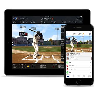 At Bat for iPhone, iPod touch, and iPad