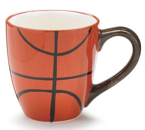 Amazon.com: Basketball Coffee Mug/Cup For Sports Fans Great Gift: Kitchen & Dining
