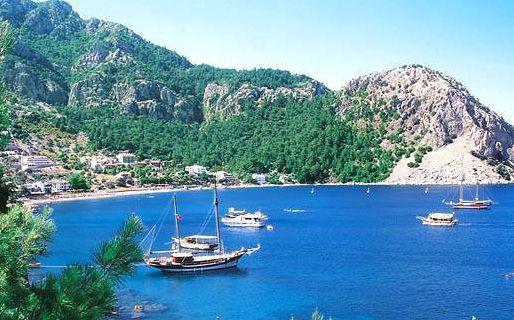 Dalaman Area, Turkey