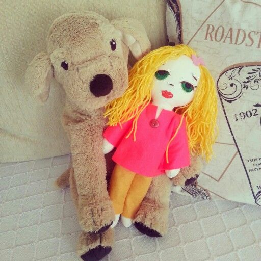 Bez Bebek / Rag Doll