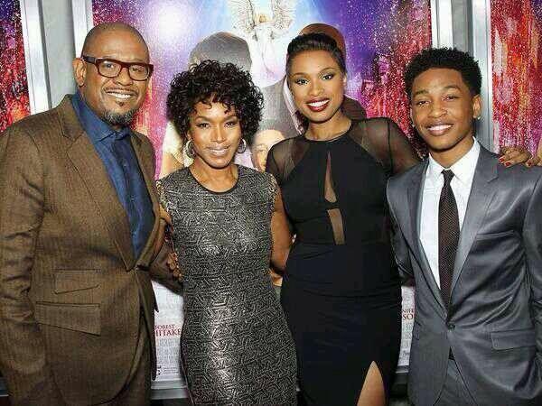 Black Nativity Movie  - Mary J. Blige, Jennifer Hudson, Forest Whitaker and Angela Bassett