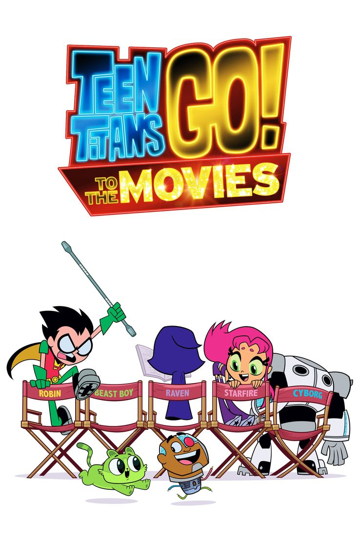 Watch Teen Titans GO! To The Movies (2018) : Full Movie Online Free