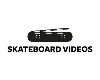 Logo Design - Skateboard videos