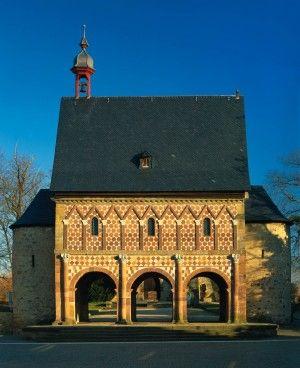 Lorsch Abbey,Germany.