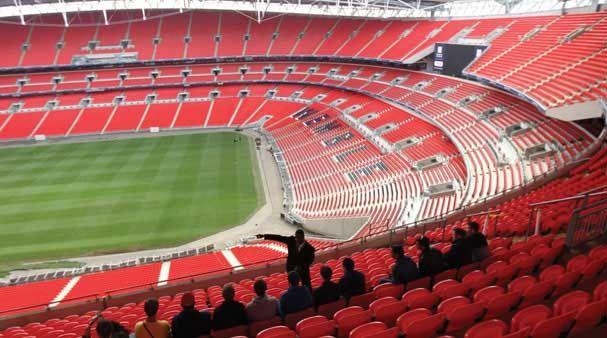 Wembley Stadium Tours London