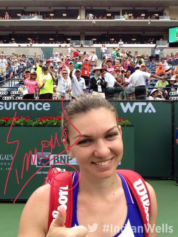 Indian Wells 2015. Simona Halep despre semifinala cu Serena ...