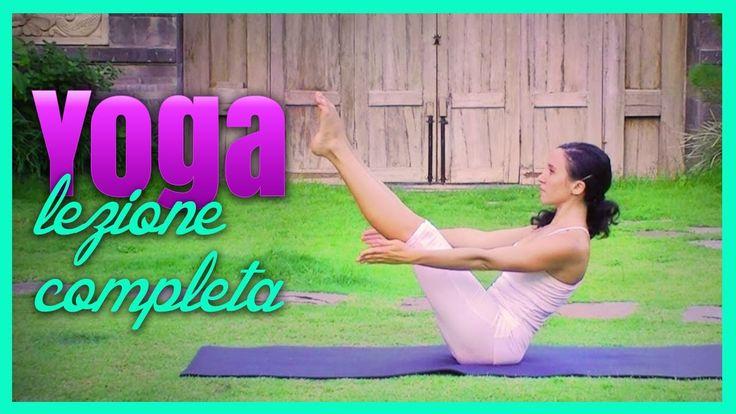 Yoga - Lezione completa di 30min