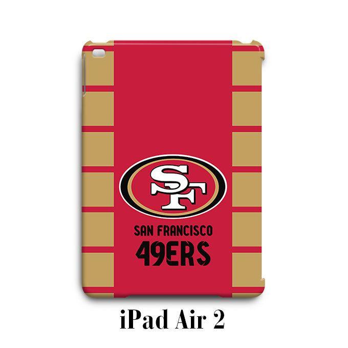 San Francisco 49ers iPad Air 2 Case Cover Wrap Around